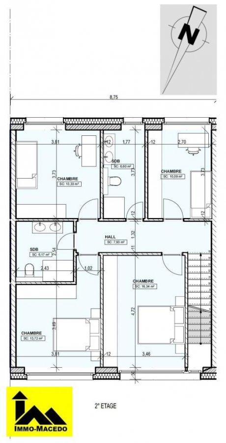 reihenhaus kaufen 4 schlafzimmer 170 m² redange foto 7