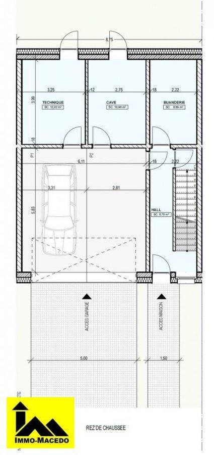 reihenhaus kaufen 4 schlafzimmer 170 m² redange foto 5
