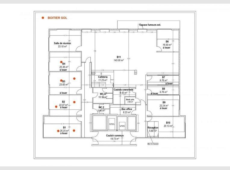 Bureau à louer à Bertrange (LU) - Réf. 6664368