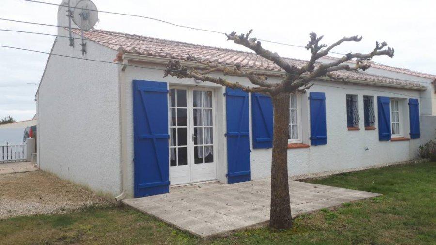 acheter maison 3 pièces 82.13 m² saint-hilaire-de-riez photo 1