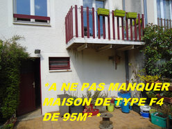 Maison à vendre F4 à Metz - Réf. 7168688