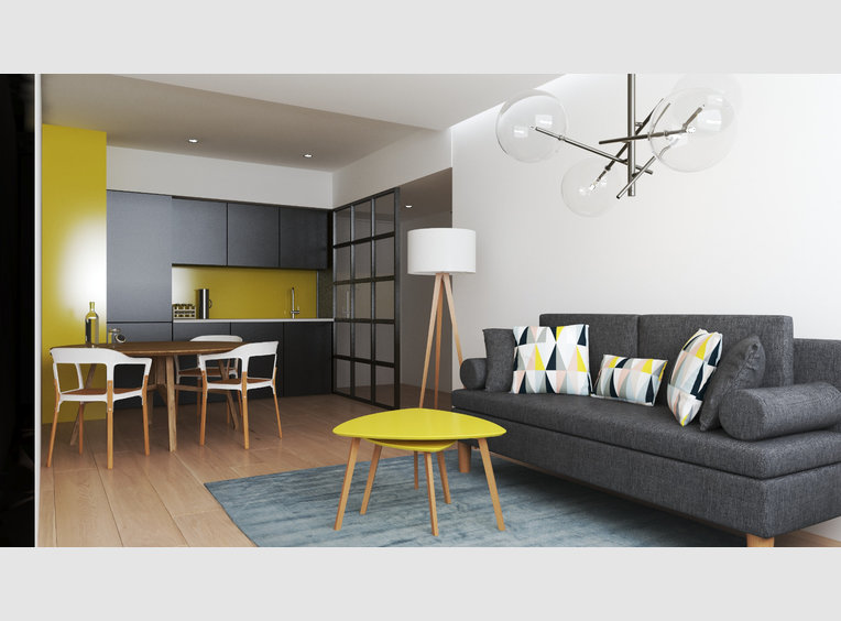 Apartment for sale 1 bedroom in Luxembourg (LU) - Ref. 7115440
