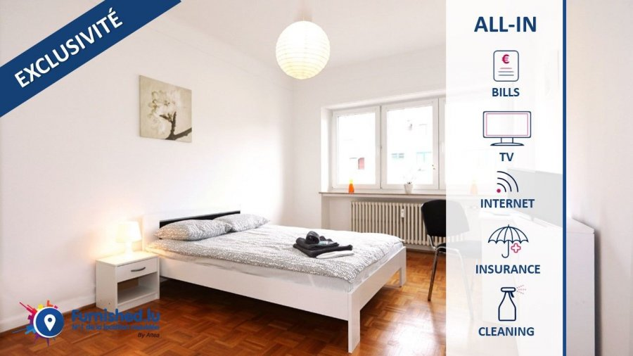 louer chambre 13 chambres 16 m² luxembourg photo 1