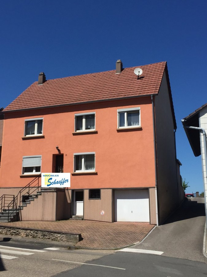 acheter maison 6 pièces 141 m² montbronn photo 1