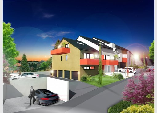 Neuf appartement f2 volmerange les mines moselle r f for Appartement f2 neuf