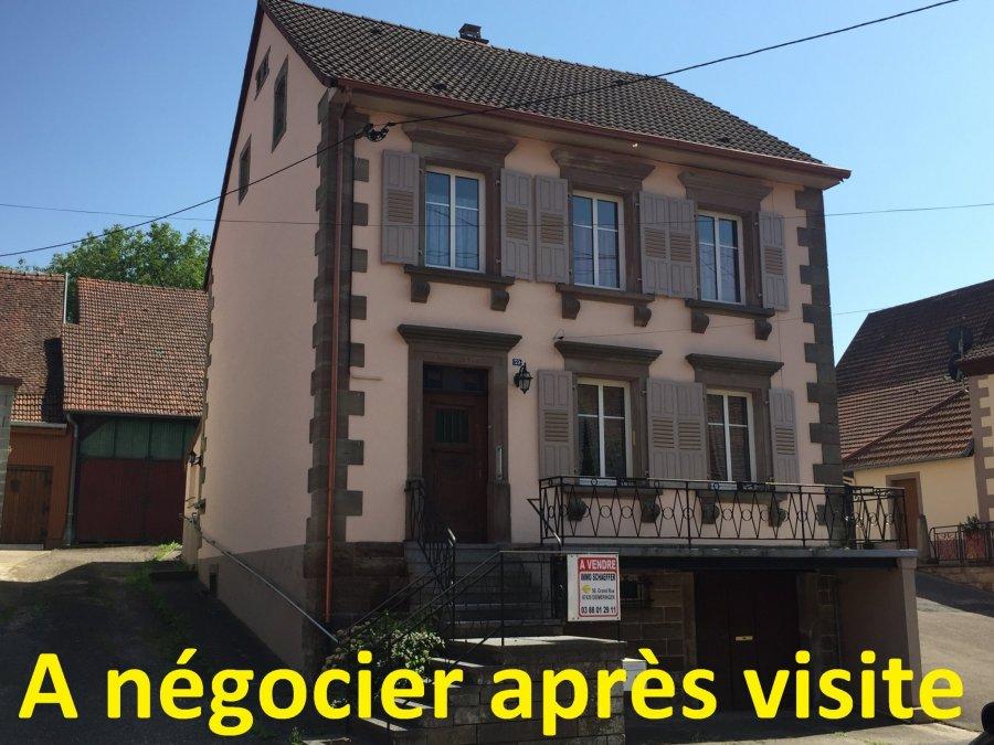 Maison à vendre F4 à Waldhambach