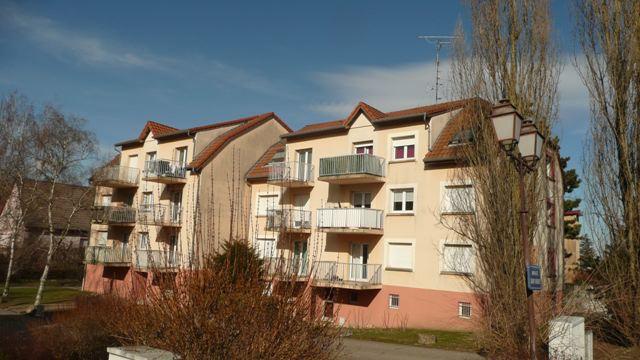 Appartement à louer F2 à Morschwiller-le-bas