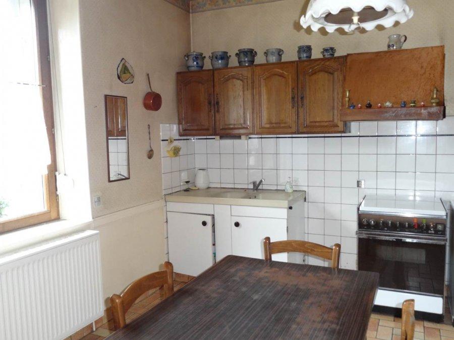 Maison à vendre F6 à Montfaucon d'argonne