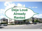 Appartement à louer 1 Chambre à Luxembourg-Belair - Réf. 6113456