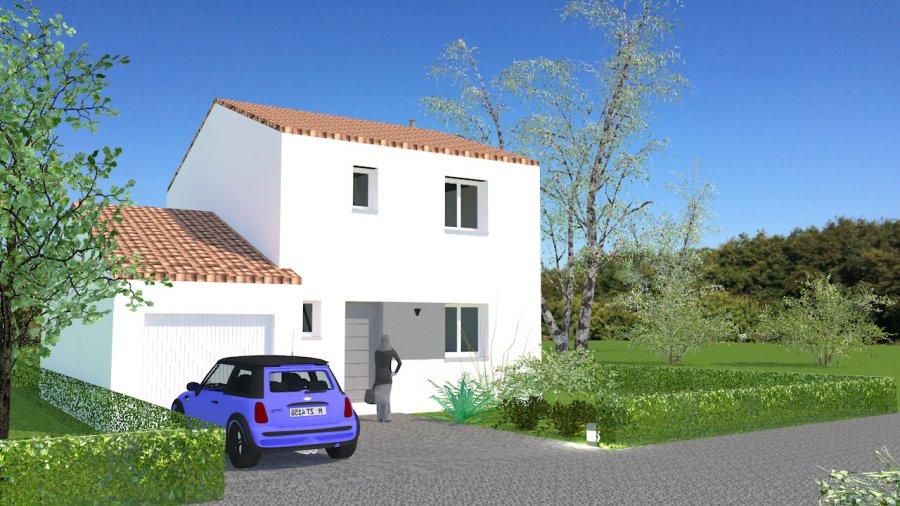 acheter maison 6 pièces 105 m² saint-père-en-retz photo 1