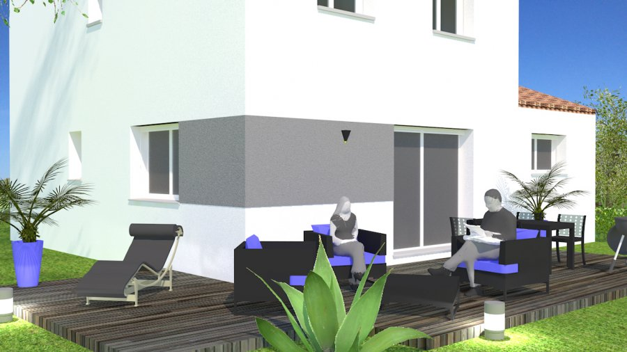 acheter maison 6 pièces 105 m² saint-père-en-retz photo 2