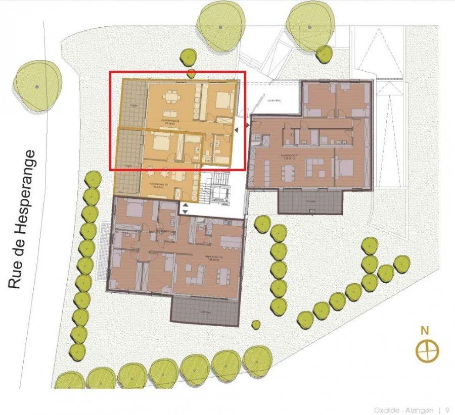 acheter appartement 1 chambre 61.07 m² alzingen photo 3