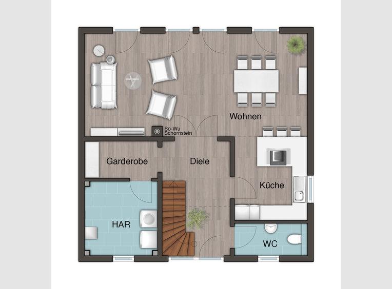 Villa zum Kauf 4 Zimmer in Saarlouis (DE) - Ref. 4876976
