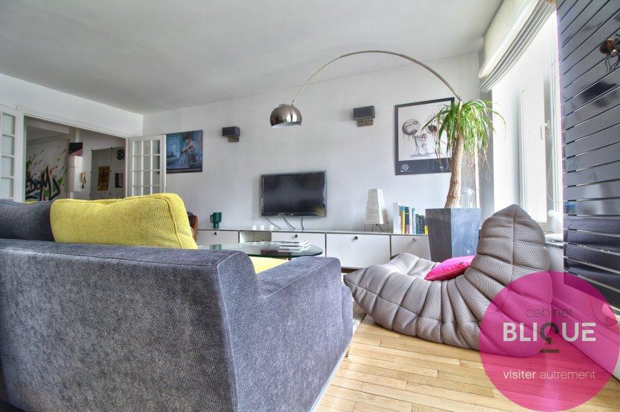 acheter appartement 3 pièces 109 m² nancy photo 1