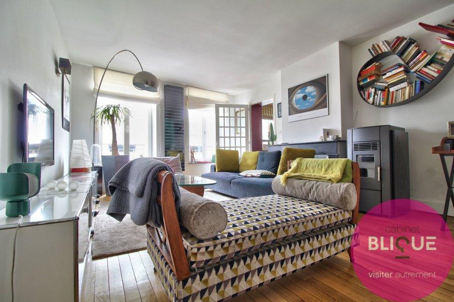 acheter appartement 3 pièces 109 m² nancy photo 2
