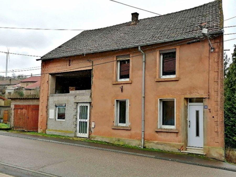 acheter maison 5 pièces 130 m² berviller-en-moselle photo 1