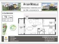 Appartement à vendre F3 à Ay-sur-Moselle - Réf. 5348528