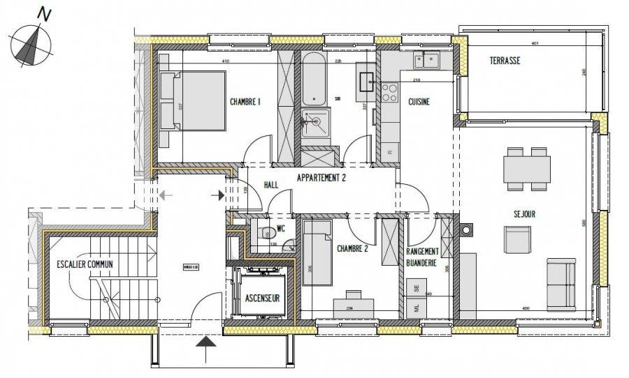 acheter appartement 2 chambres 78.85 m² harlange photo 3