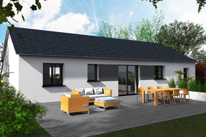 acheter maison 4 pièces 90 m² jezainville photo 2