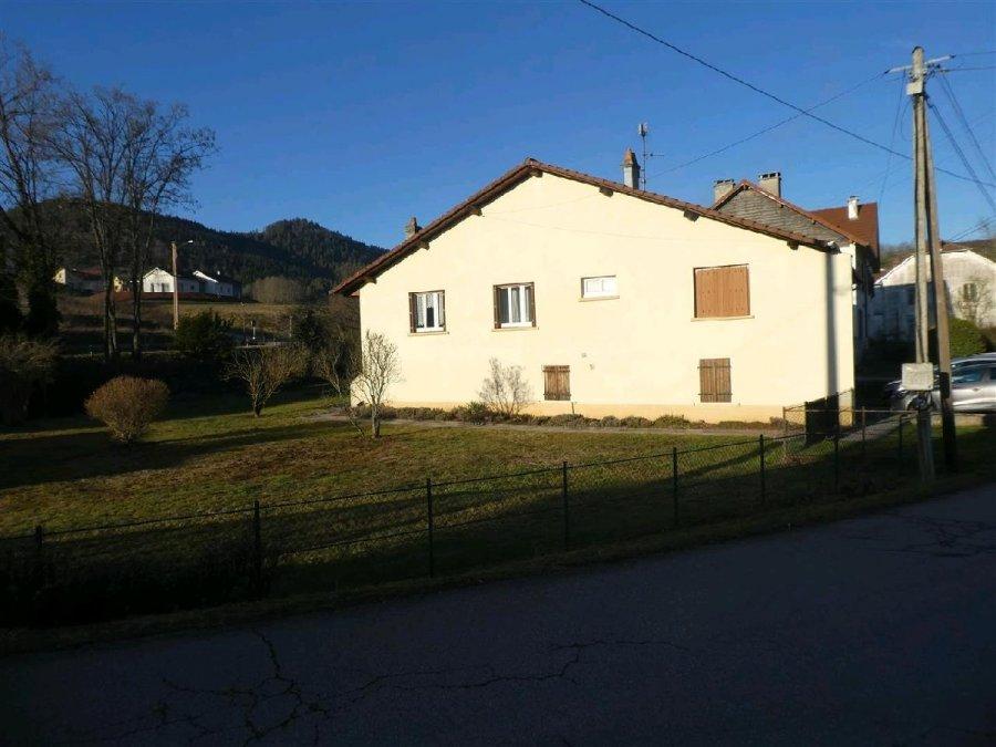 acheter maison 5 pièces 110 m² saint-dié-des-vosges photo 1
