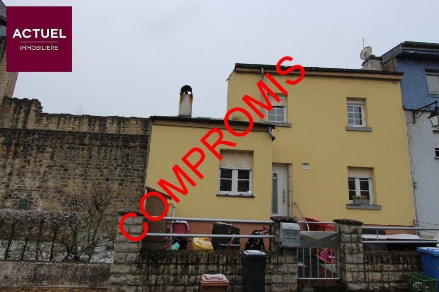 acheter maison mitoyenne 2 chambres 81 m² echternach photo 1