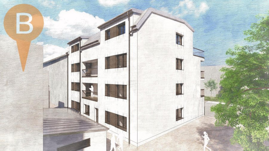 acheter appartement 1 chambre 54.64 m² diekirch photo 3