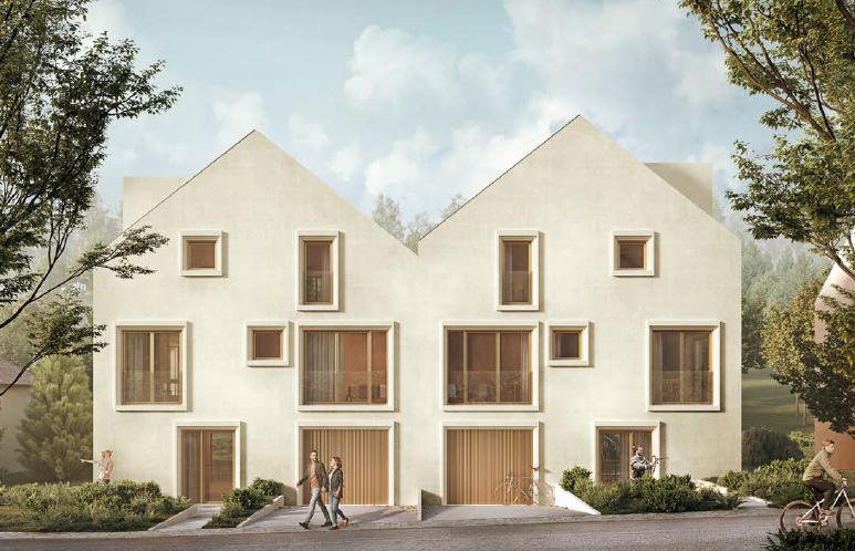 acheter maison jumelée 5 chambres 230 m² echternach photo 3