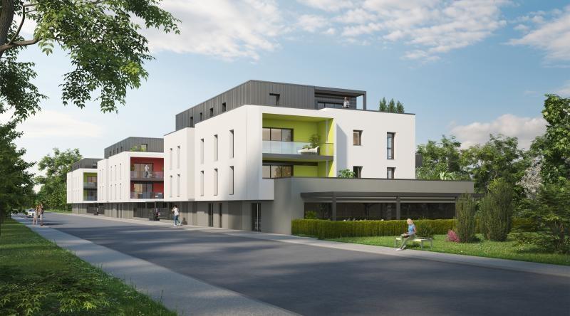acheter appartement 3 pièces 64 m² audun-le-tiche photo 2