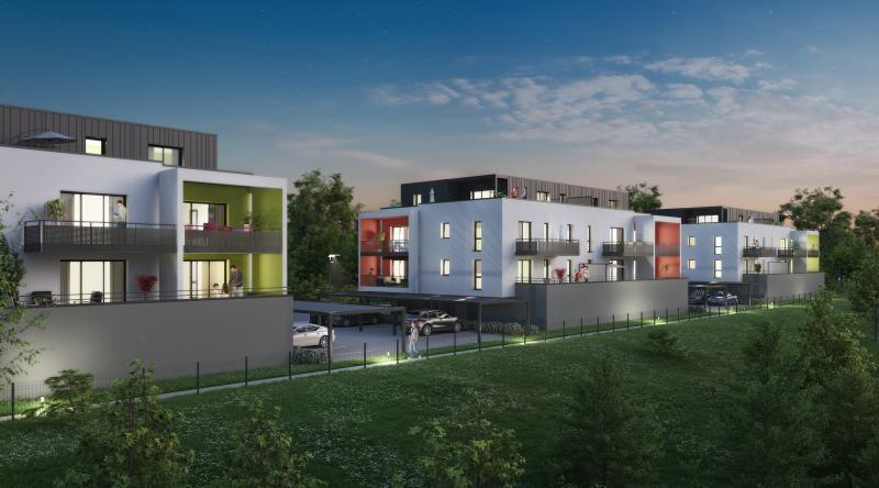 acheter appartement 3 pièces 64 m² audun-le-tiche photo 1