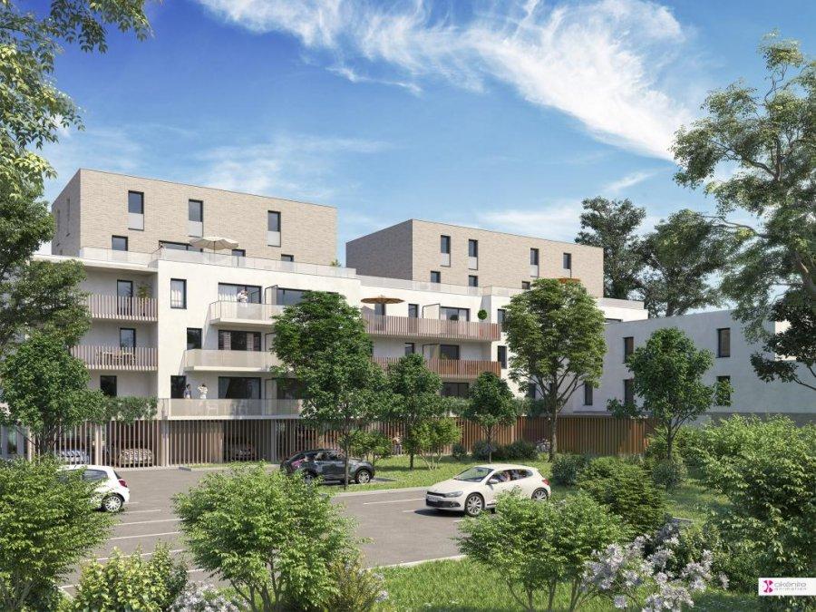 acheter appartement 3 pièces 76 m² nancy photo 2