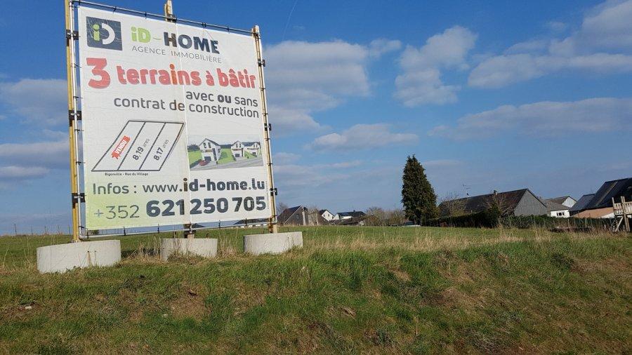 acheter terrain constructible 0 chambre 0 m² bigonville photo 1