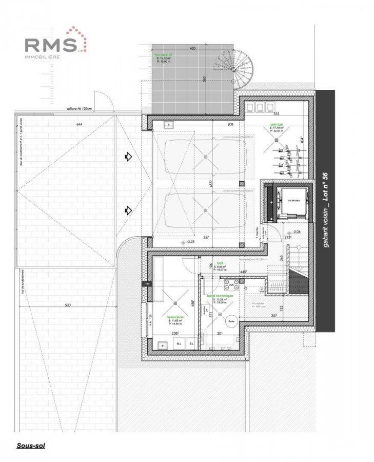 acheter maison jumelée 5 chambres 250 m² luxembourg photo 3