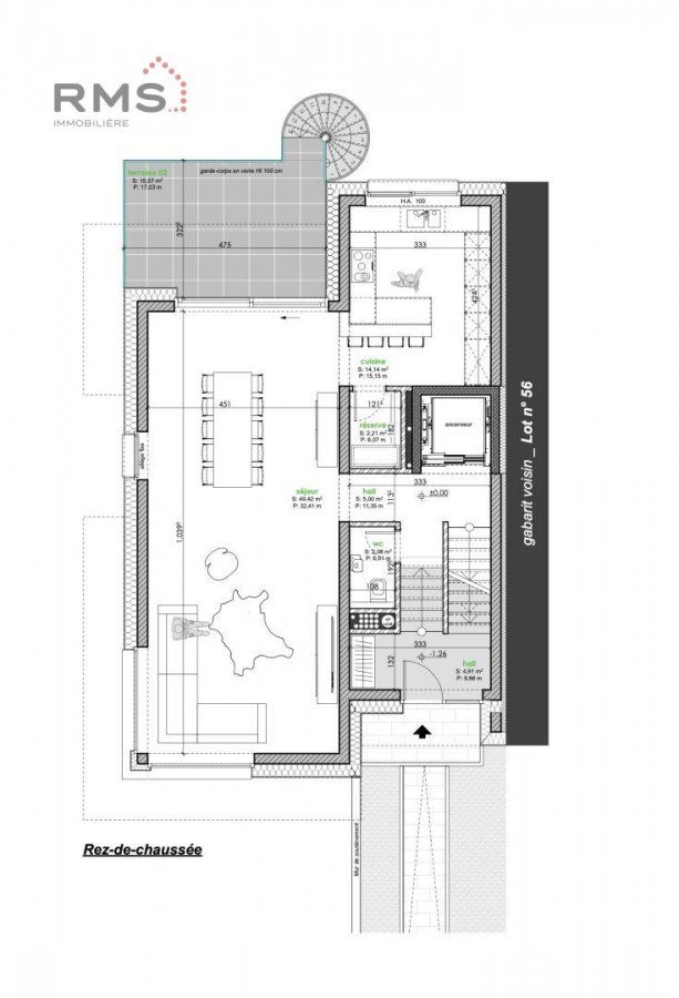 acheter maison jumelée 5 chambres 250 m² luxembourg photo 4