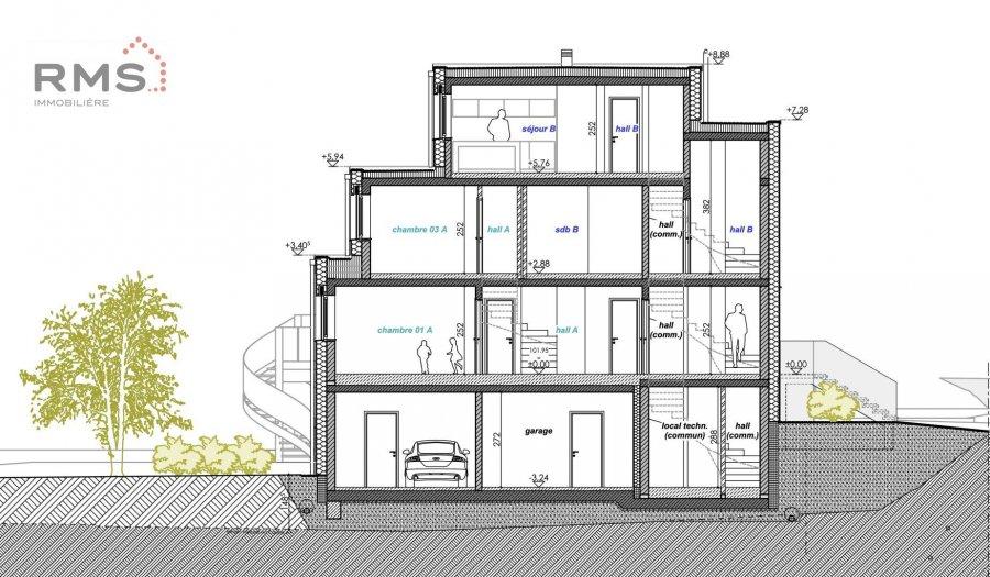 acheter maison jumelée 3 chambres 123.62 m² luxembourg photo 7