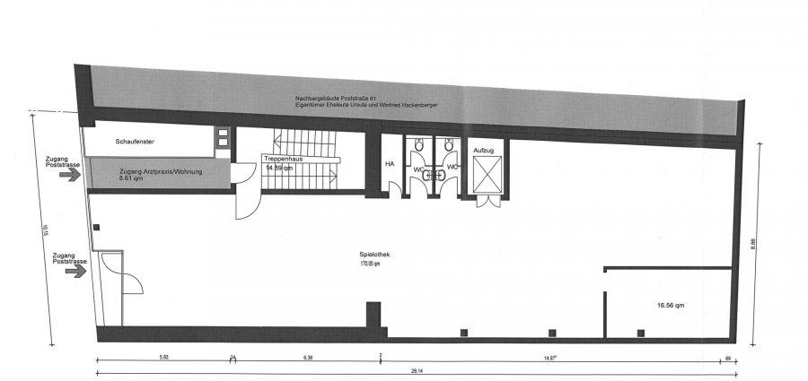 ladenfläche mieten 0 zimmer 207 m² merzig foto 2