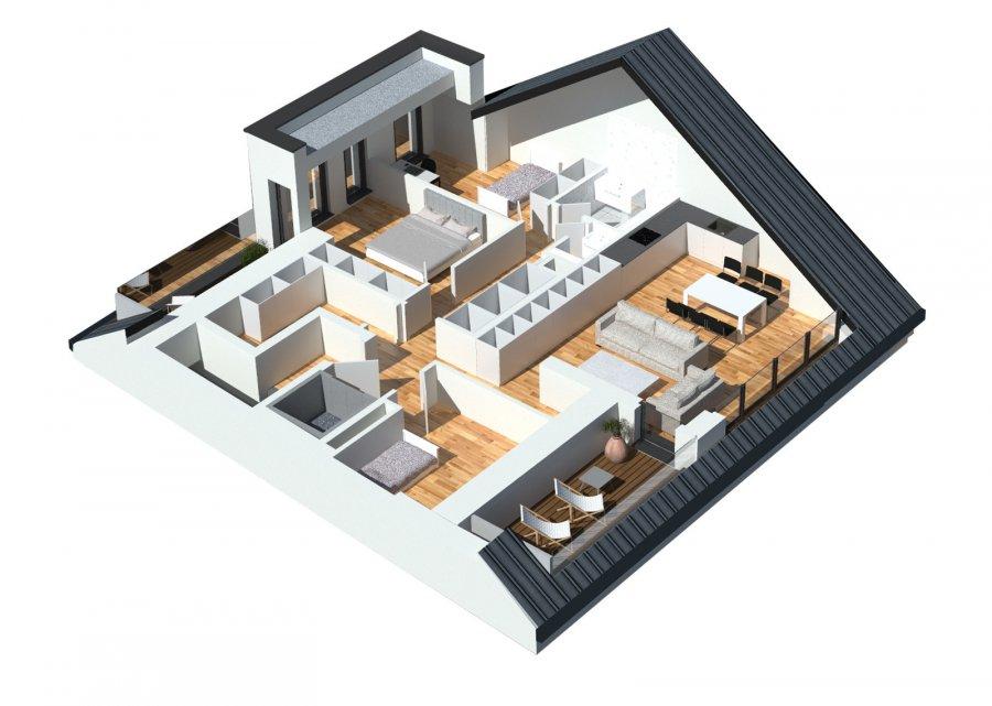 Penthouse à vendre 3 chambres à Kayl