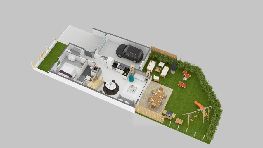 acheter appartement 3 pièces 63 m² avrillé photo 3