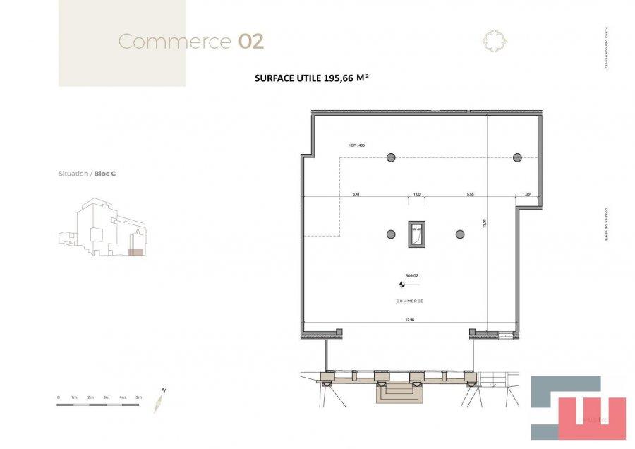 acheter local commercial 0 chambre 195.66 m² differdange photo 4