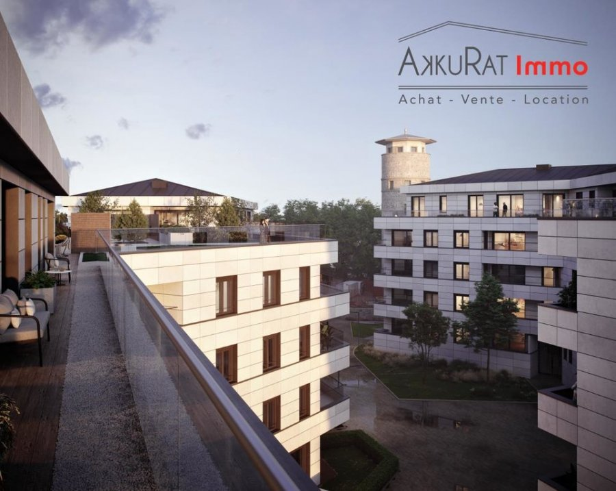 acheter appartement 1 chambre 42 m² luxembourg photo 2