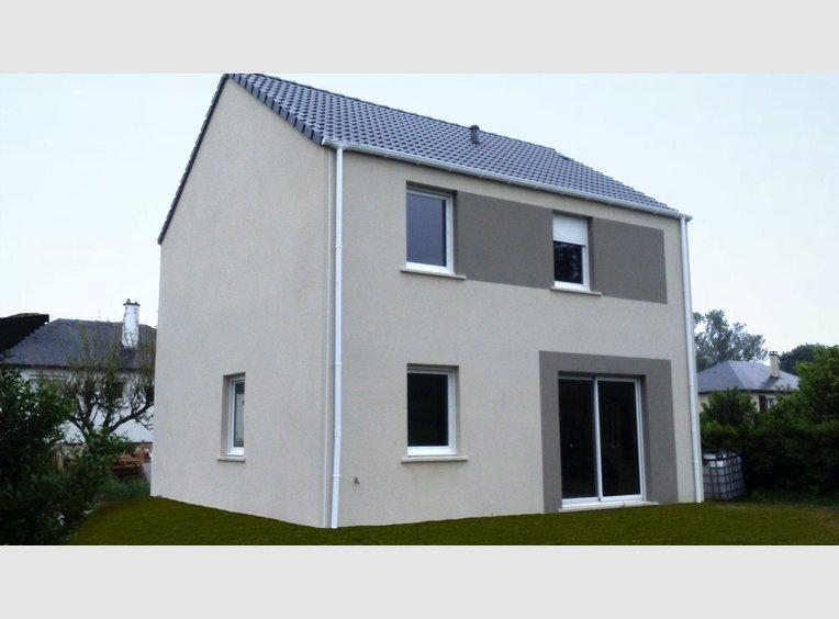 Neuf Maison 4 Pi 232 Ces 224 Trignac Loire Atlantique R 233 F