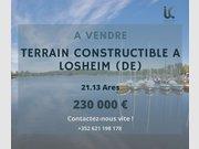 Terrain constructible à vendre à Losheim - Réf. 7320528