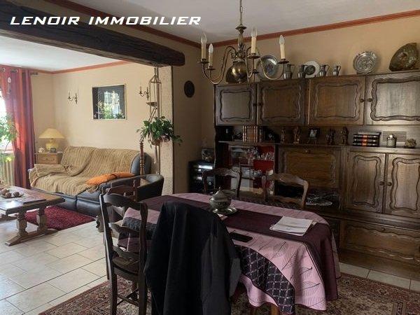 Maison mitoyenne à vendre F4 à Sainte-marie-aux-chênes