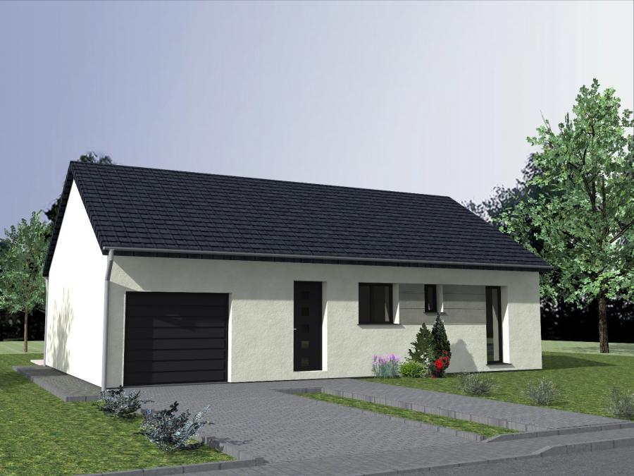Maison individuelle en vente hombourg haut 70 m 137 for Maison individuelle a acheter