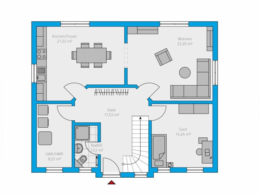 haus kaufen 5 zimmer 169 m² wincheringen foto 2
