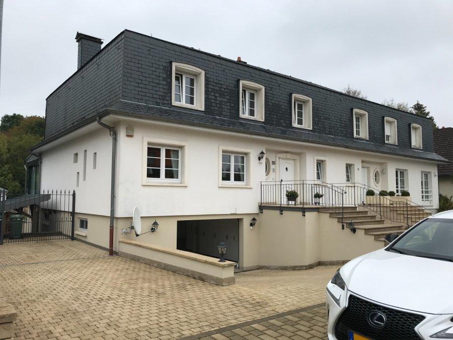 doppelhaushälfte kaufen 4 schlafzimmer 300 m² capellen foto 1