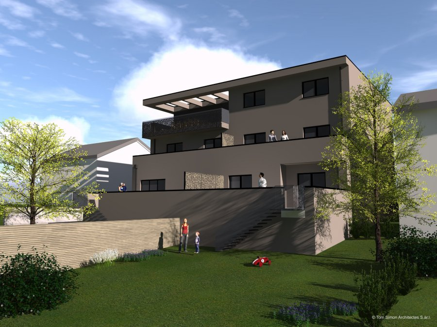 acheter résidence 0 chambre 94.92 à 147.66 m² frisange photo 2
