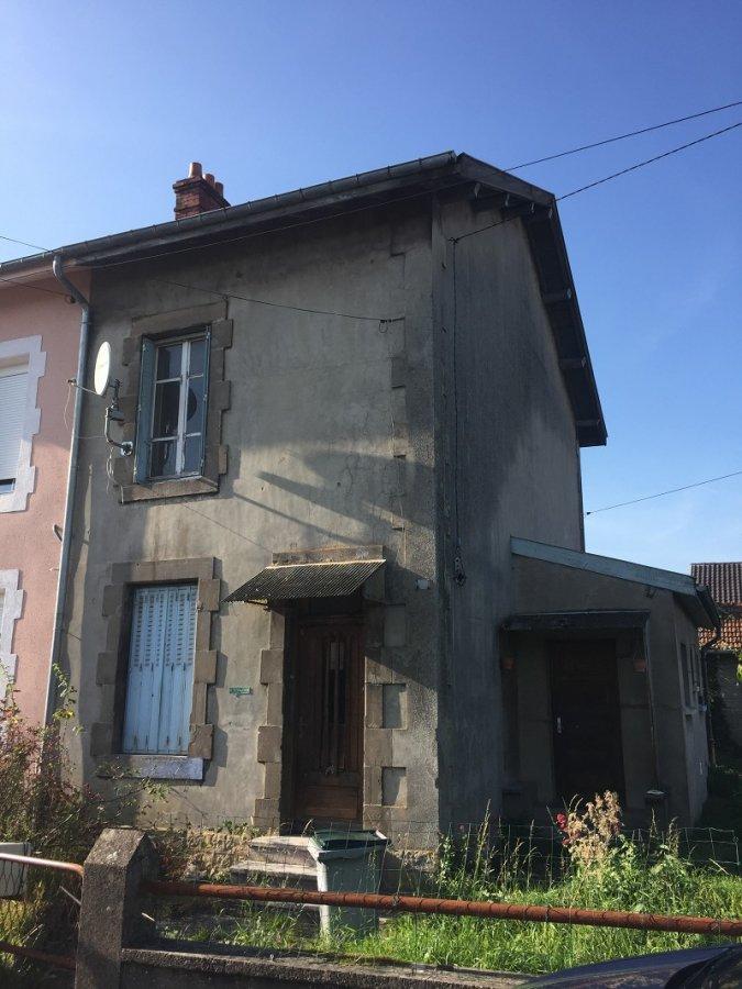Maison à vendre F4 à Trieux