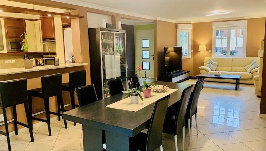 acheter maison 8 pièces 163 m² ottange photo 4