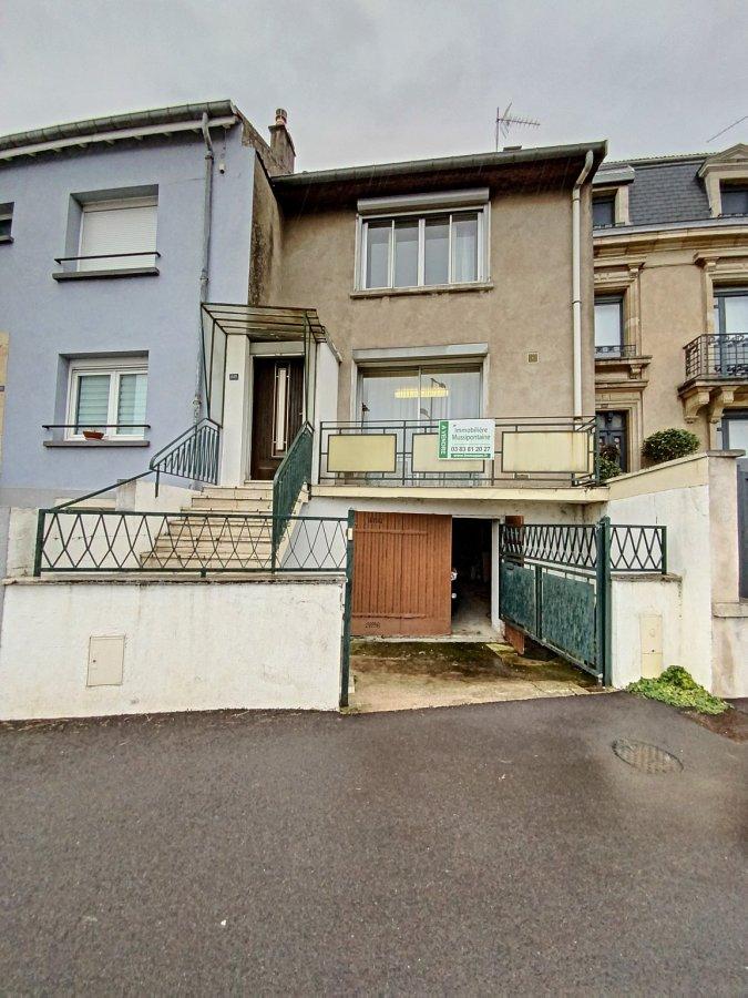 Maison à vendre F3 à Pont a mousson