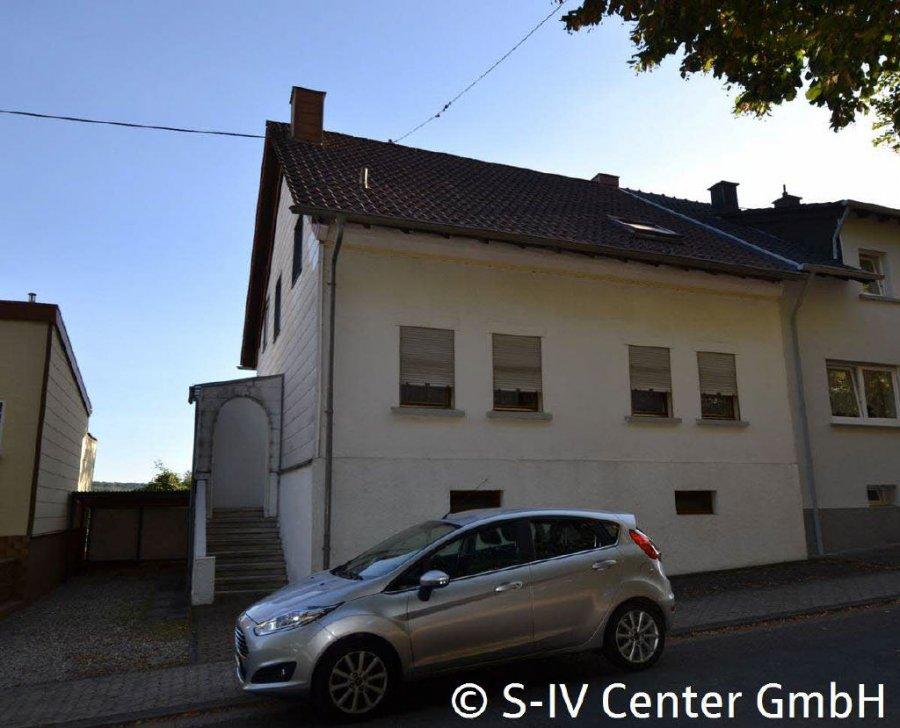 acheter maison 6 pièces 120 m² lebach photo 1